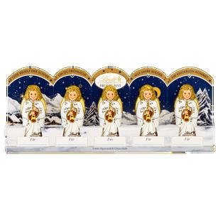 Lindt Mini Angyalkák Tejcsokoládé 5x10g