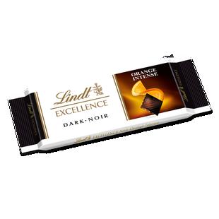EXCELLENCE étcsokoládé naranccsal és mandulával 35g