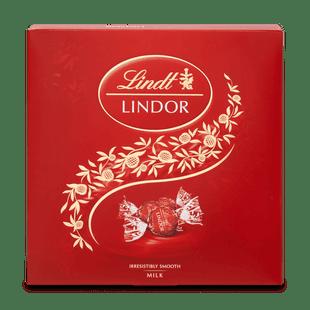 LINDOR Ajándék Tejcsokoládé 150g