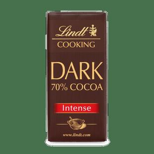 Lindt 70% kakaótartalmú főzőcsokoládé 180g