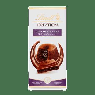 Creation csokoládéhabbal töltött tejcsokoládé 150g