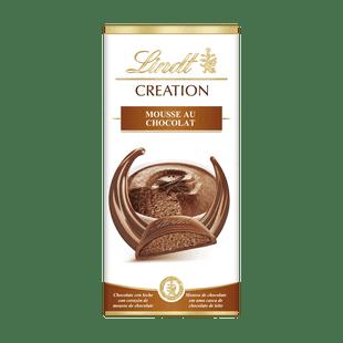 Creation csokoládéhabbal töltött étcsokoládé 140g