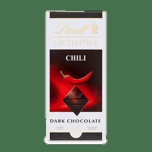 EXCELLENCE étcsokoládé chilivel 100 g