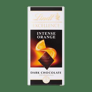 EXCELLENCE étcsokoládé naranccsal és mandulával 100g