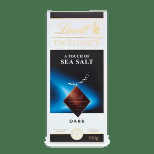 EXCELLENCE étcsokoládé tengeri sóval 100 g