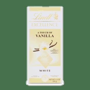 EXCELLENCE vaníliás fehér csokoládé 100 g