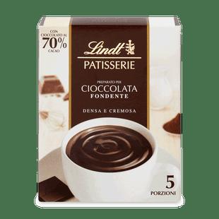 Lindt Forrócsokoládé Étcsokoládé 100g