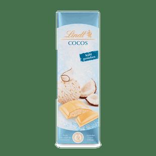 Lindt Slim Ice kókuszkrémmel töltött fehér csokoládé 100g