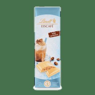 Lindt Slim Ice kávékrémmel töltött fehér csokoládé 100g