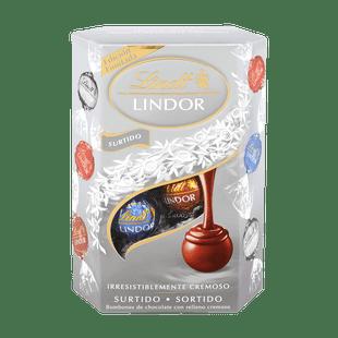 LINDOR Silver Pralinéválogatás 200g