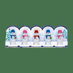 Lindt Mini Hóember Tejcsokoládé 5x10g