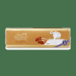 Lindt Swiss Premium tejcsokoládé 300g