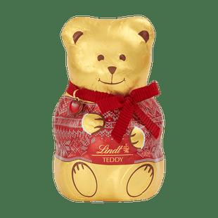 Lindt Maci Piros &  Kék Pulóverben Tejcsokoládé 200g