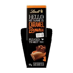 HELLO Karamellás, Brownie-Krémes És Kakaós Kekszes Tejcsokoládé, 39g