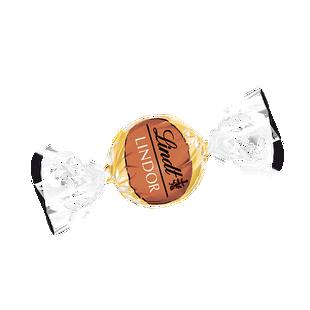 """LINDOR tejcsokoládé  lágyan olvadó """"dulce de leche"""" töltelékkel"""