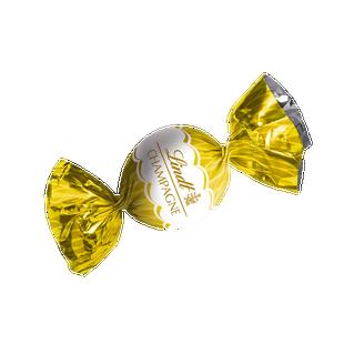 Lindt tejcsokoládé praliné pezsgős töltelékkel